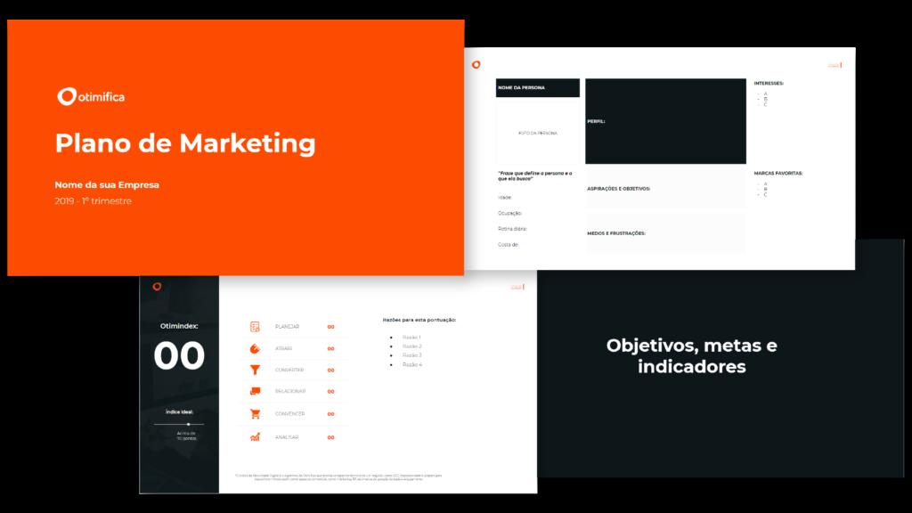 Planejamento de Marketing Ágil - Otimifica