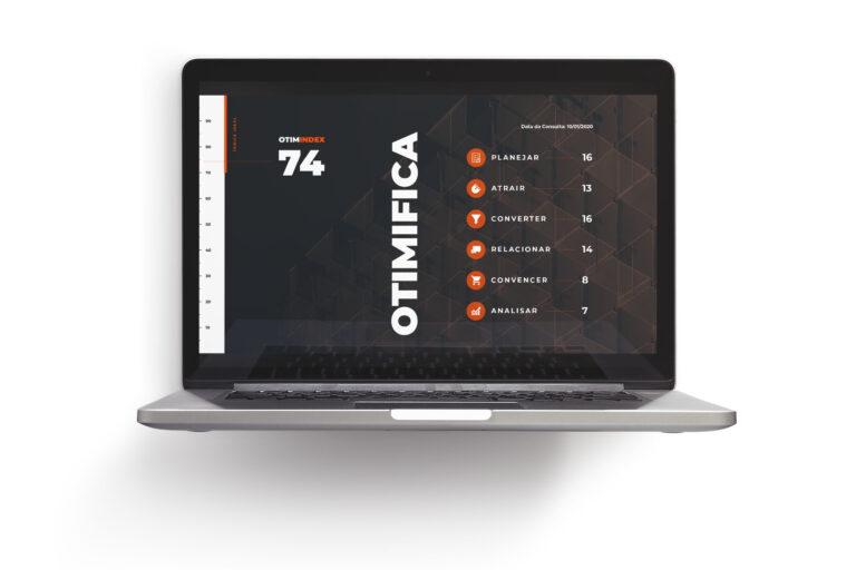 OTIMINDEX - Índice de Maturidade de Marketing e Reputação Digital