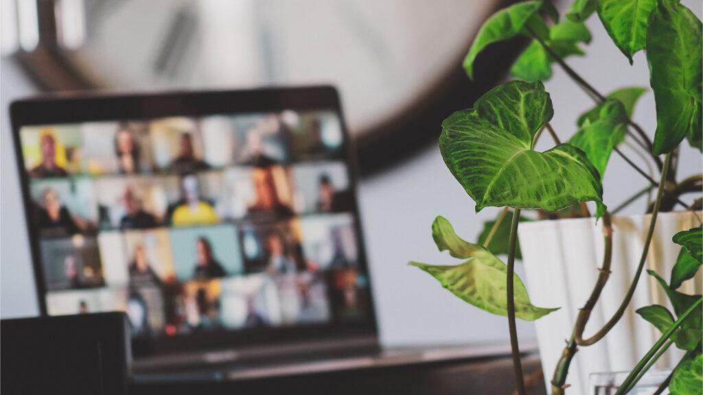 A importância da reunião online