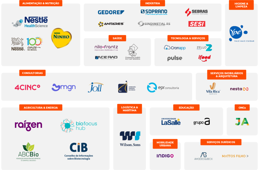 Logos Clientes - Otimifica